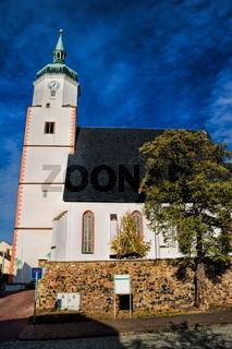 Wurzen, Stadtkirche St. Wenceslai