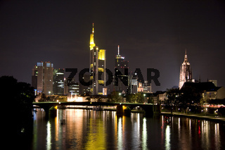 Frankfurt by night 4