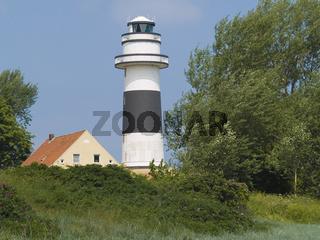 Leuchtturm in Altbülk | Lighthouse in Altbülk