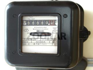 Stromzähler | electric meter