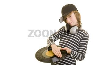 DJ imitieren