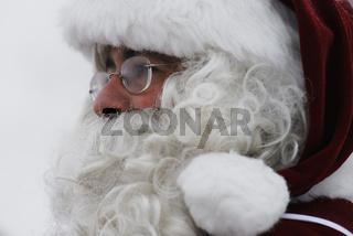Portraet eines Weihnachtsmannes, Gaellivare