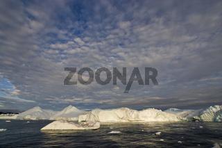 Eislandschaften, Ice Landscape, Greenland, Groenland