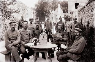 Ausgang, Erster Weltkrieg