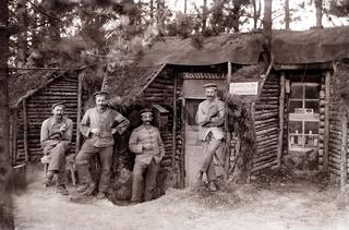 Winterquartier im Ersten Weltkrieg