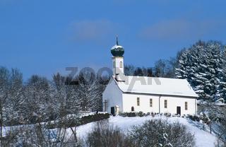 Kirche von Schlatt im Killertal