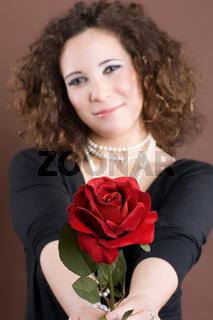 Ich schenk Dir eine Rose