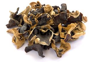 Chinesische Pilze Mu Err Wolkenohr