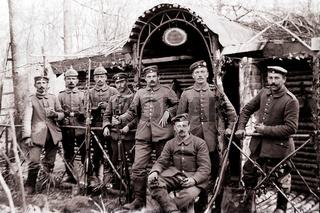 Soldatenleben Erster Weltkrieg