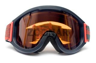 Skibrille (frontal)