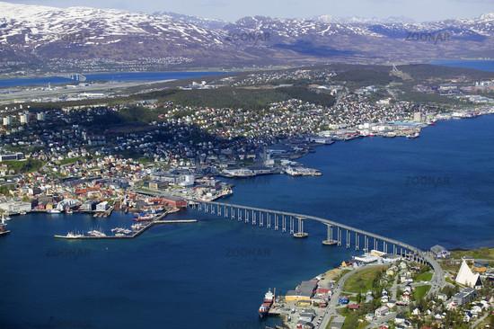 City of Tromsoe norway