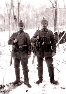 Erster Weltkrieg, Winter
