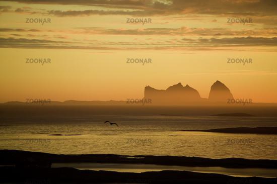 Traena archipelago Norway