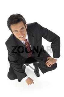 Headshot of businessman