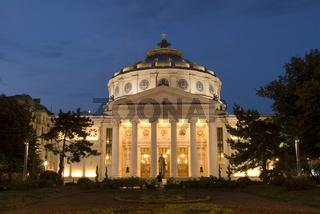 Anteneul Roman, Konzerthaus,  Bukarest, Rumänien