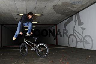 BMX Flatland, Monika Hinz