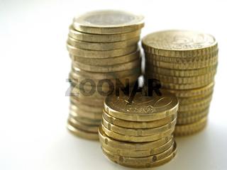 Geldstapel   Stack of money
