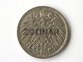10 Pfennig Deutsches Reich|10 Pfennig German Reich