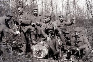 Kriegsleben Erster Weltkrieg