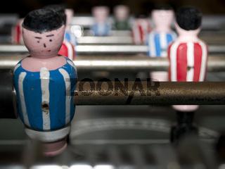 Tischfußball | table football