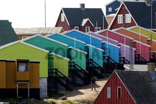 Disco-Insel, Disco-Island, Groenland, Greenland