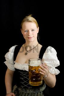 Bayerisches Dirndl