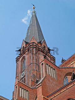 St.Nicolai in Lueneburg, Germany