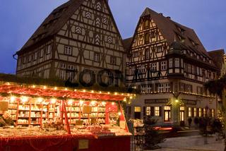 Christkindlmarkt, Rothenburg ob der Tauber