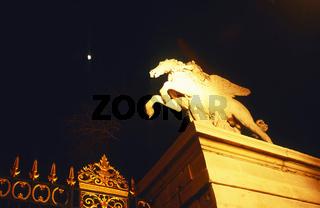 Eingang zu den Tuilerien