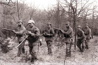 Spähtrupp im Ersten Weltkrieg