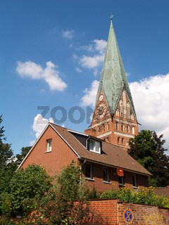 St.Johannis in Lueneburg, Germany