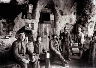 Soldatenfreizeit,  Erster Weltkrieg