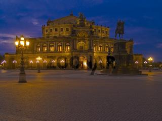 Semperoper Dresden   Semper Opera House Dresden