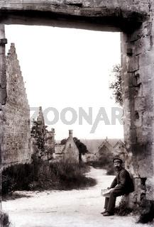 Französisches Dorf