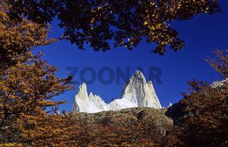 cerro chalten, los glaciare np, patagonia, andes, argentinia, monte fitz roy, anden, patagonien, argentinien