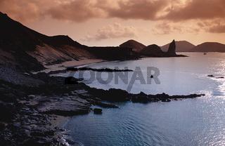 Galapagos, Island Bartholome