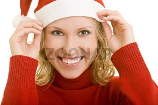 Lachen zu Weihnachten