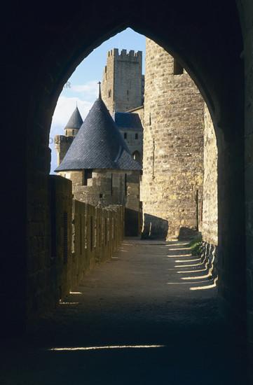 Roussillon, Carcassonne, Frankreich, France