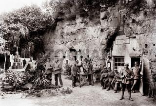 Soldaten Erster Weltkrieg