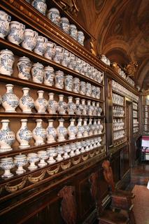 Alte Apotheke in Bologna