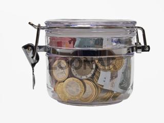 vorsichtige Geldanlage | conservative investment
