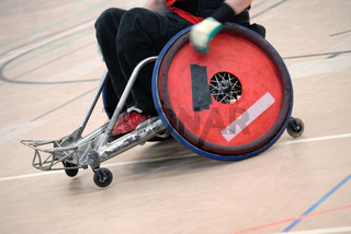 Rollstuhlrugby