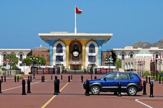 Sultanspalast, Muscat, Sultanat Oman