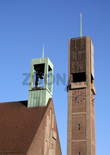 Church towers | Kirchentürme