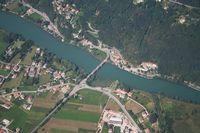 Mera river - A bridge