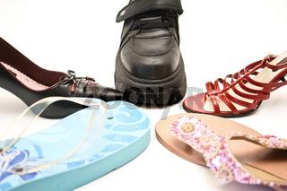 Schuhe fuer jeden Tag