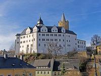 Schloss Wildeck in Zschopau (Sachsen)