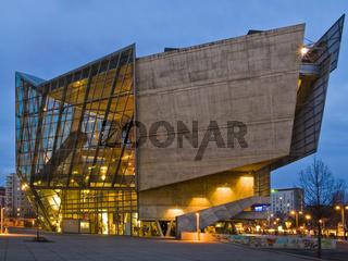 Kristallpalast-Kino   Crystal palace Cinema