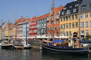 Nyhavn. Kopenhagen