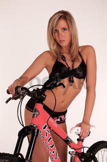 Hot Bikes and Girls